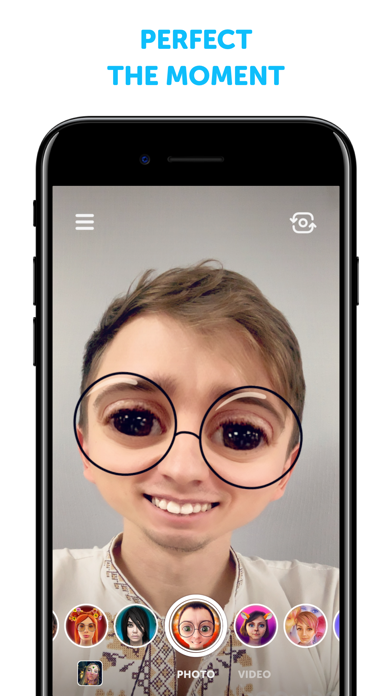 Banuba: Face Filters & Effects Screenshot