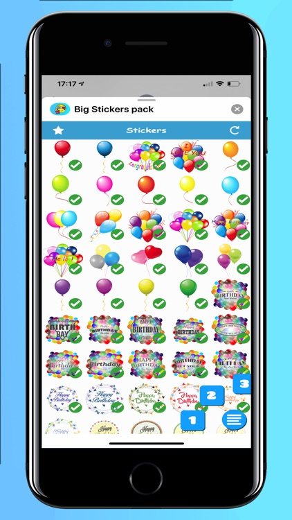 Top Text Stickers for iMessage screenshot-6
