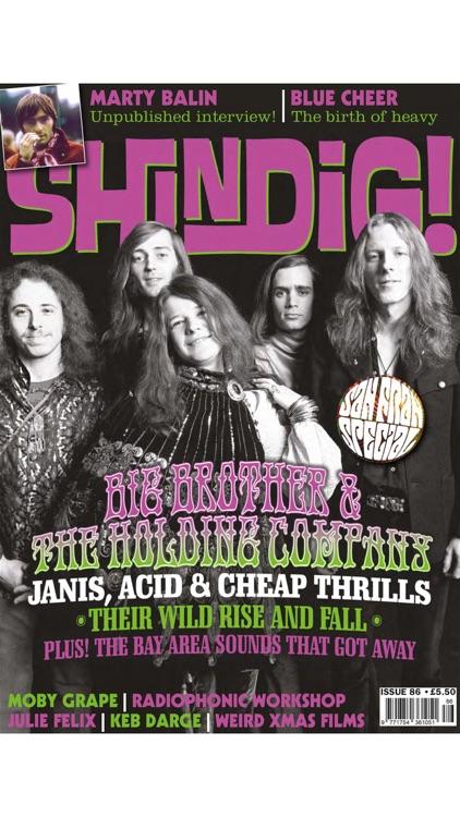 Shindig! Magazine screenshot-6