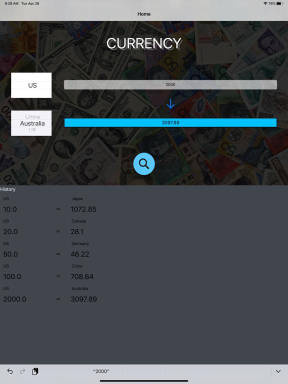 Currenx screenshot 4