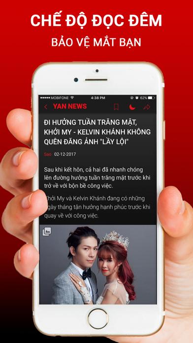 YAN News - Tin giới trẻ 24h screenshot two