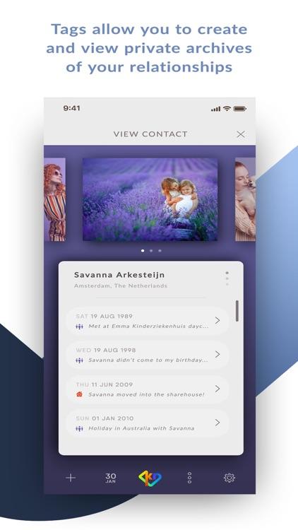KeyDates Your Memory App screenshot-5