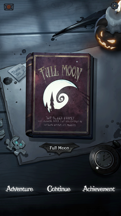 Screenshot Night of the Full Moon