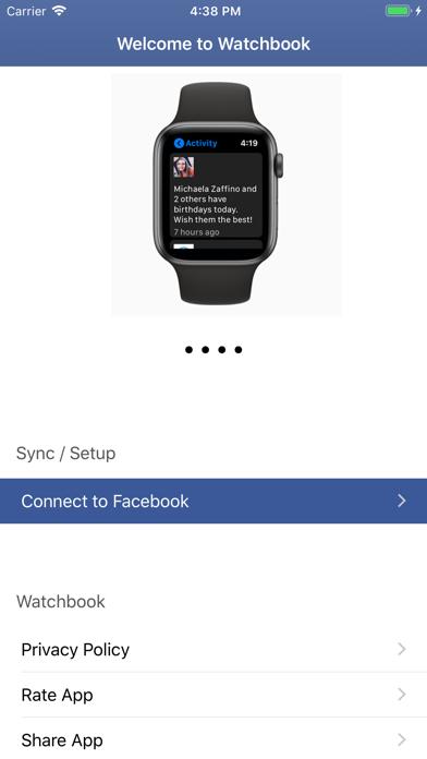 download Watchbook for Facebook apps 4