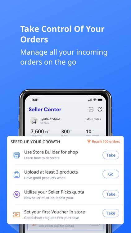 Lazada Seller Center screenshot-3