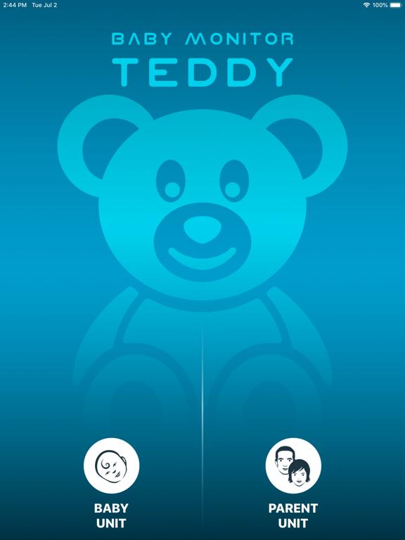 Baby Monitor TEDDY screenshot 5