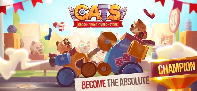 CATS: Crash Arena Turbo Stars on the App Store