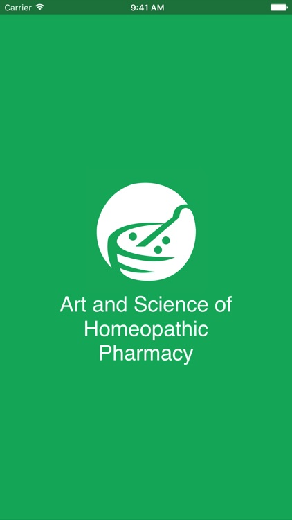 Art and Science of Pharmacy