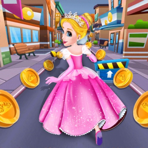 Princess Runner Dash Game