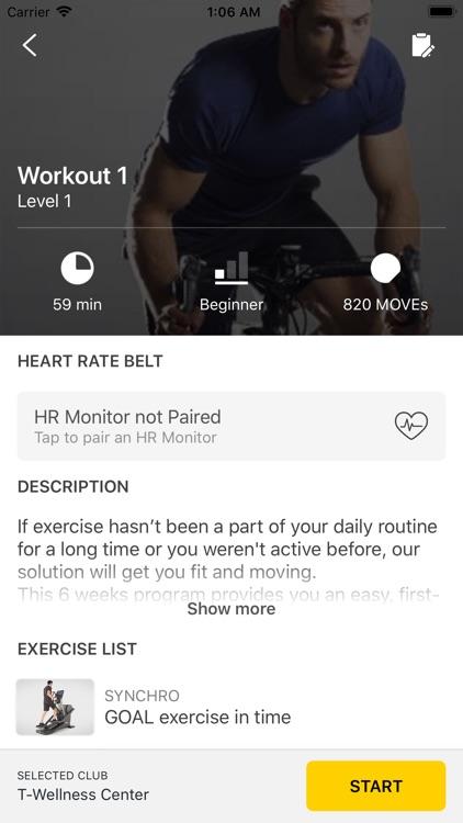 DOOLEYS Health and Fitness screenshot-3