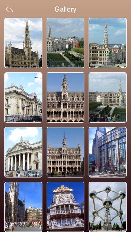 Brussels Tourism Guide screenshot-4