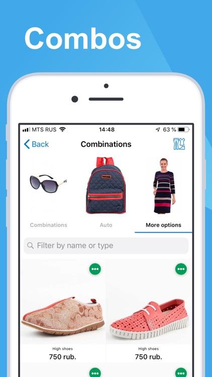 Outfit planner - Getwardrobe screenshot-4