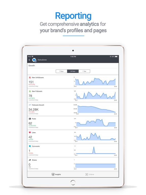 Statusbrew: Social Media Tools
