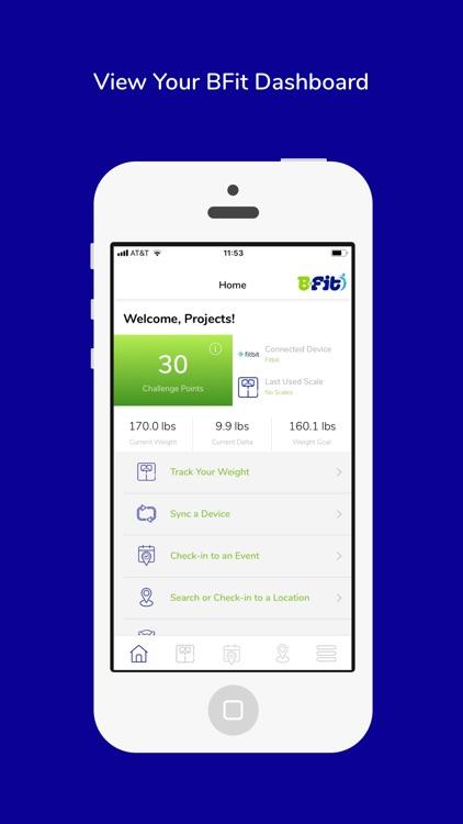 BFit Mobile: Your Benefits App