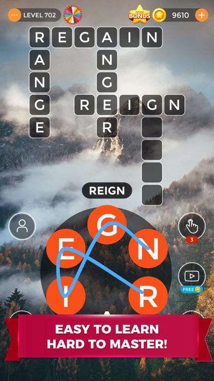 Word Cross: Crossy Word Games screenshot-3