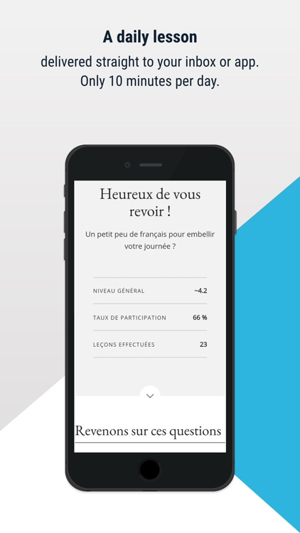 Learn French with Le Monde screenshot-5