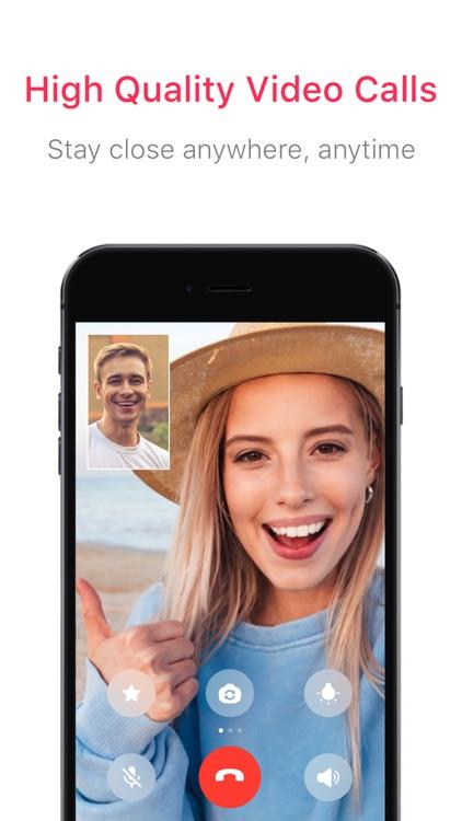JusTalk Video Chat & Messenger screenshot-0