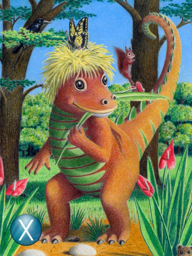ABC Dino English Screenshot