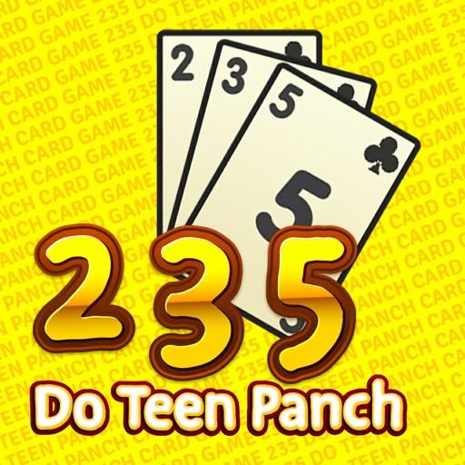 Do Teen Panch - 235 Card Game