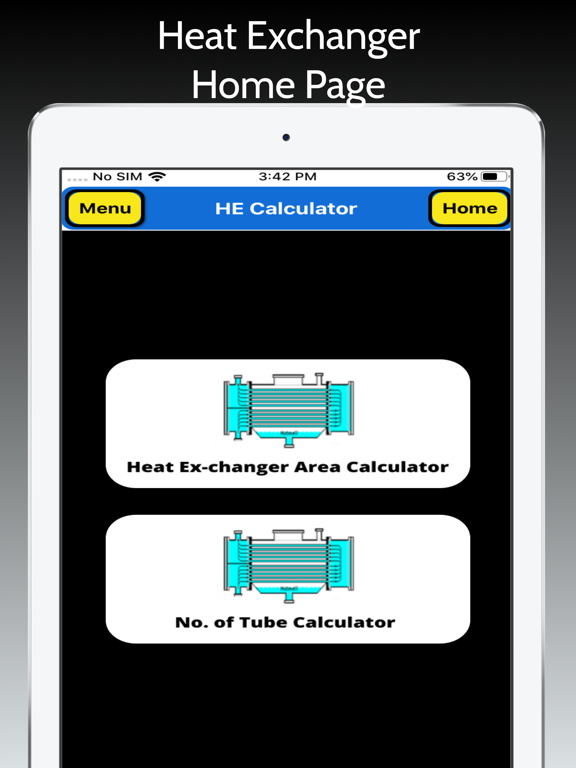 Heat Exchanger Area screenshot 9