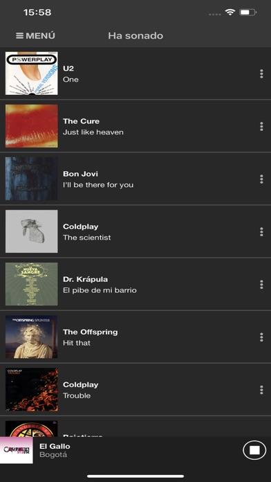 RadioacktivaCaptura de pantalla de5