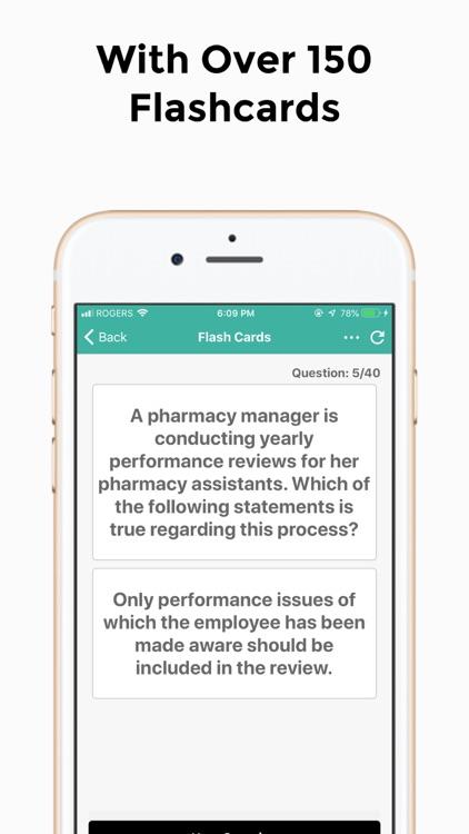 Pharmacist PEBC Practice Test screenshot-3