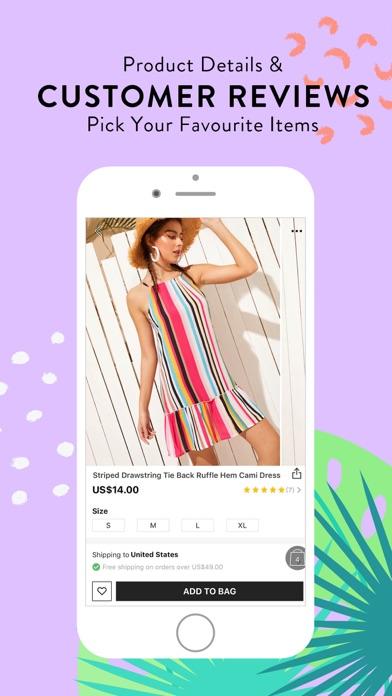 8c3ce1fc3c SHEIN-Fashion Shopping Online - Revenue & Download estimates - Apple ...
