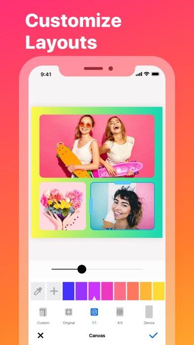 Collage Maker review screenshots