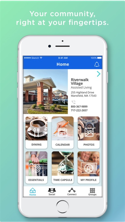 Connected Living Community