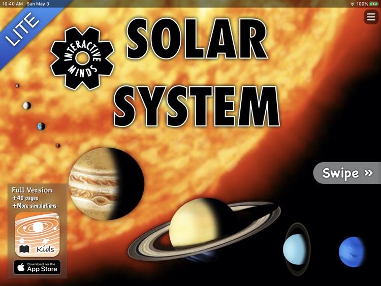 Solar System (Lite) screenshot-0