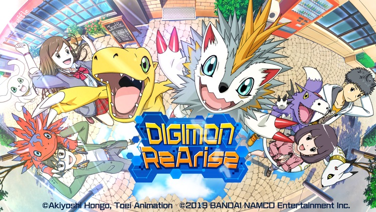 DIGIMON ReArise screenshot-0