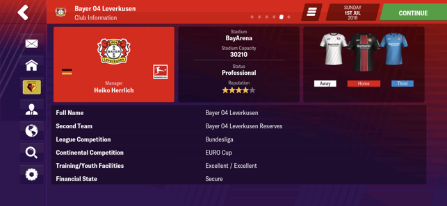 ‎Football Manager 2019 Mobile Screenshot
