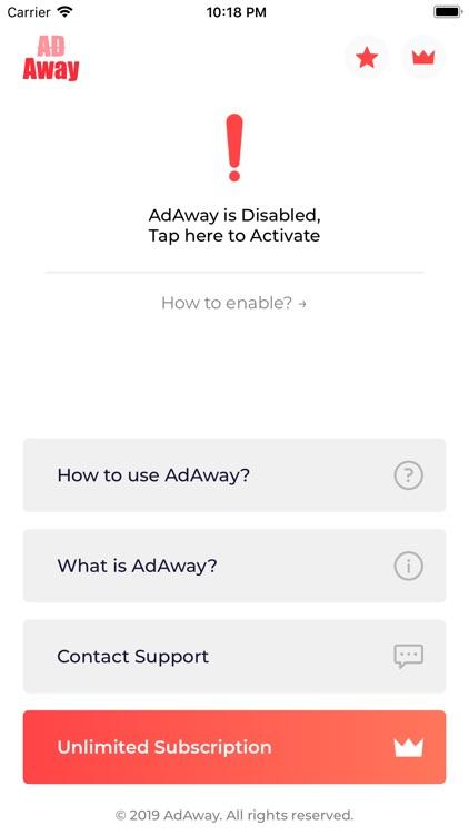 AdAway - Security & Ad Blocker