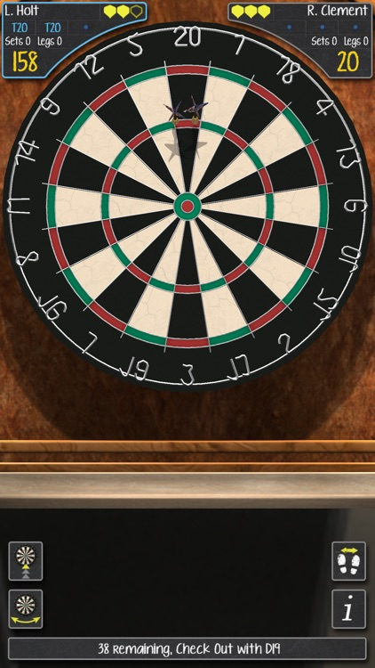 Pro Darts 2021 screenshot-0