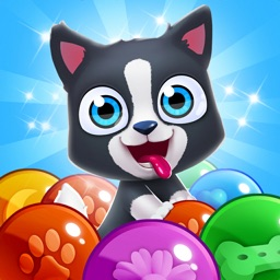 Pet Paradise: Bubble Pop Match