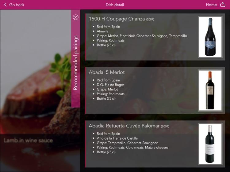 Vinipad Wine List & Food Menu screenshot-4