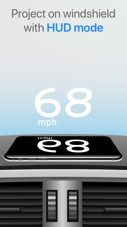 Speedometer One Speed Tracker screenshot-4