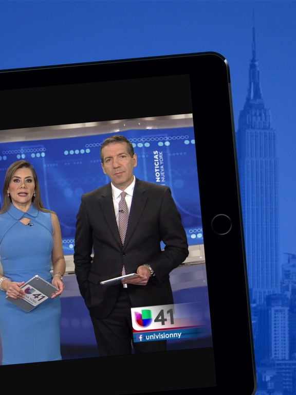 Univision 41 Nueva York screenshot 9