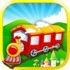 火车游戏 - 模拟铁路驾驶火车游戏