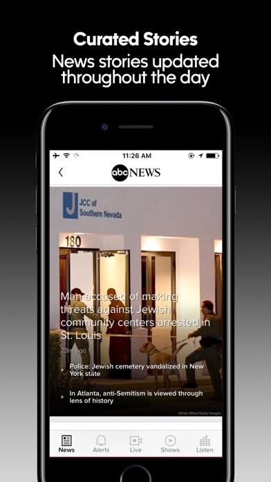 Abc News review screenshots