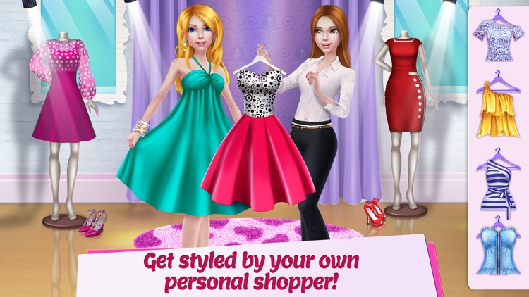Shopping Mall Girl screenshot-0