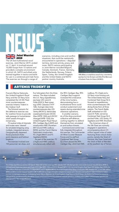 World of Warships Magazine screenshot 8
