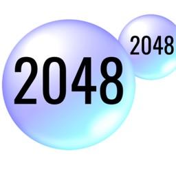 2048 Balls Pop