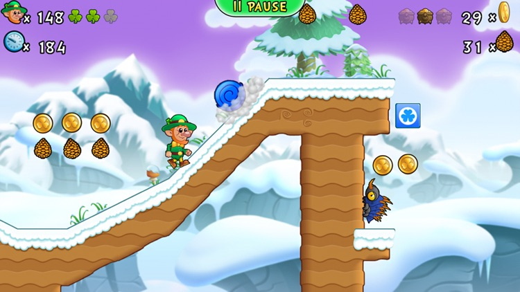 Lep's World 3 - Jumping Games screenshot-1