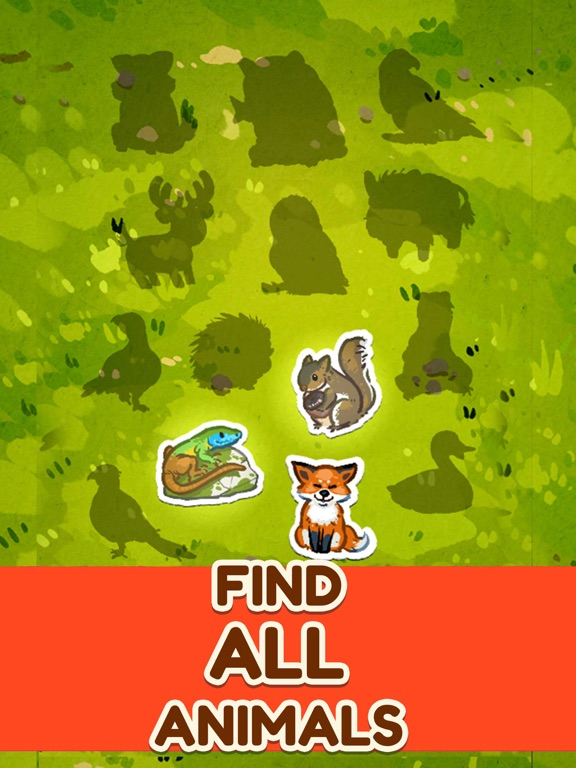 Pocket Forest:  Animal Camp screenshot 12