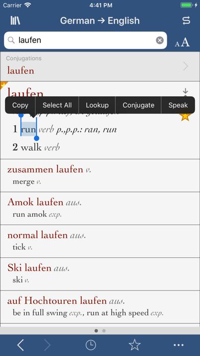 Ultralingua German-Englishのおすすめ画像1