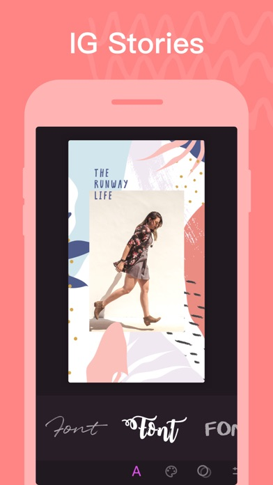 Poster & Flyer Creator (Pinso) Screenshot
