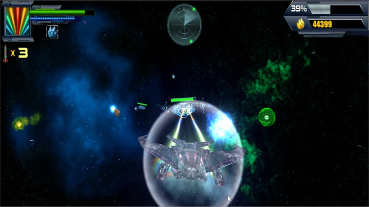 Hostile Universe screenshot-7
