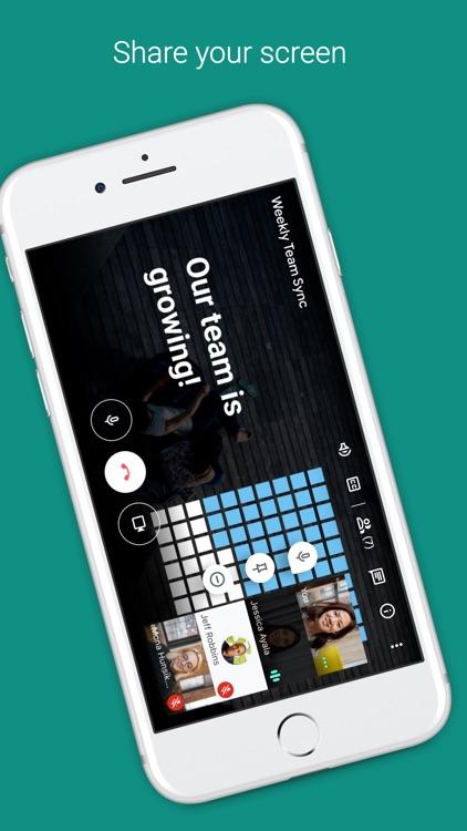 Google Meet screenshot-3