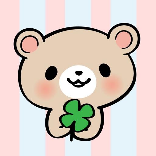 Pretty Teddy Bear Stickers